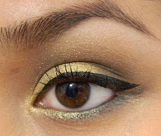 BareMinerals Ready Eyeshadow-The Playlist: How-to Eyeshadow Pic Tutorial