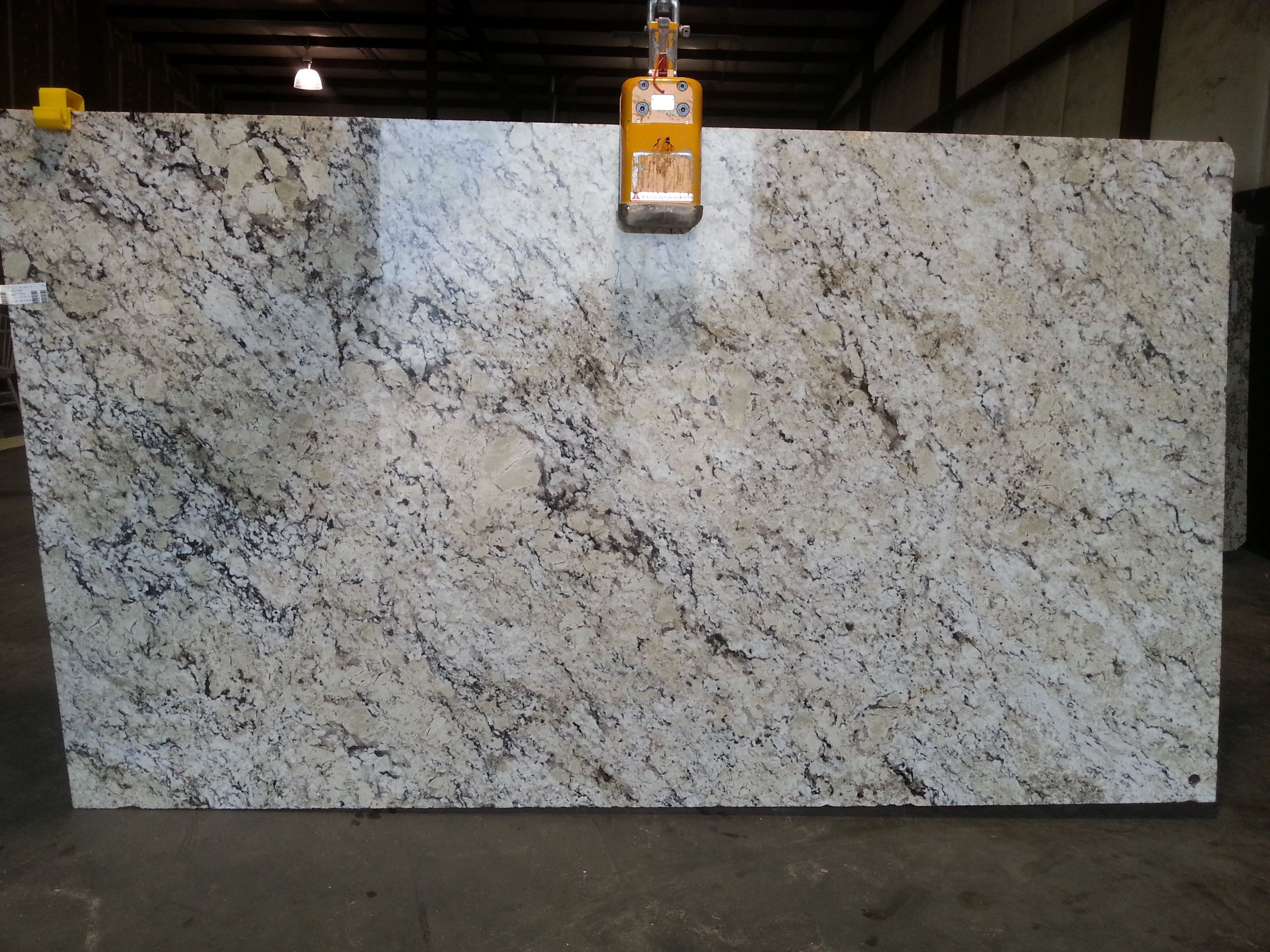 Branco Romano Granite Polished Countertop Slab Countertop