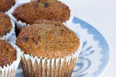 Fruit & Fibre Muffins.