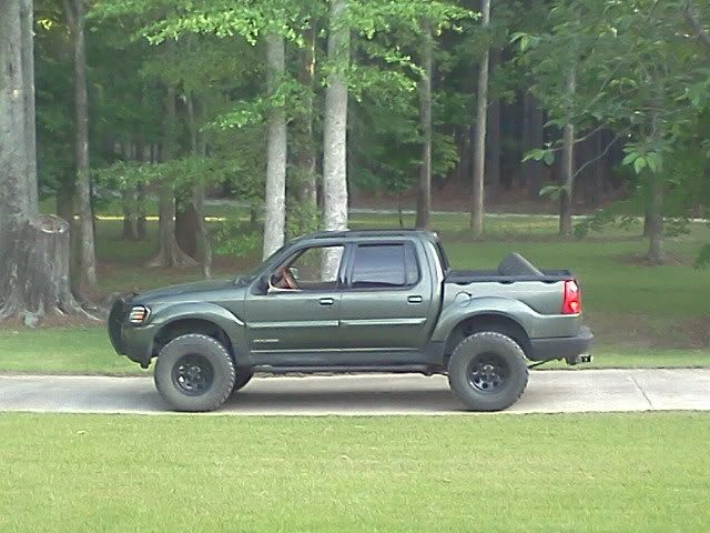 Lifted Sport Tracs Picture Thread With Images Ford Sport Trac Ford Explorer Sport Ford Sport