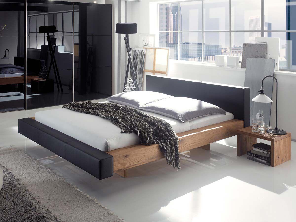 Hasena Selection Bett Ezzano Bett, Holzfarben und Hasena