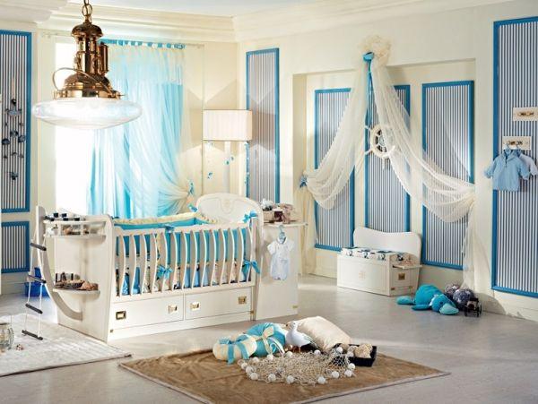 Exceptionnel Wenn Sie Ein Richtig Elegantes Und Luxuriöses Babyzimmer Gestalten Wollen,  Schauen Sie Sich Diese Fabelhafte Passepartout Baby Kinderzimmer Einrichtung
