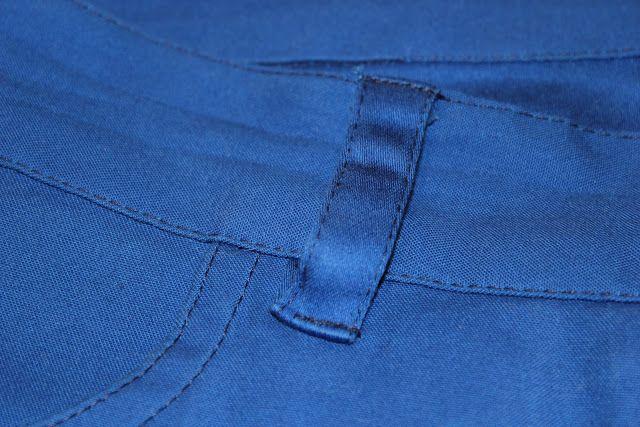 Costura avanzada: Como hacer unos pantalones completos :D