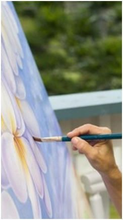 Choose From150 Free Online Watercolor Painting Lessons For