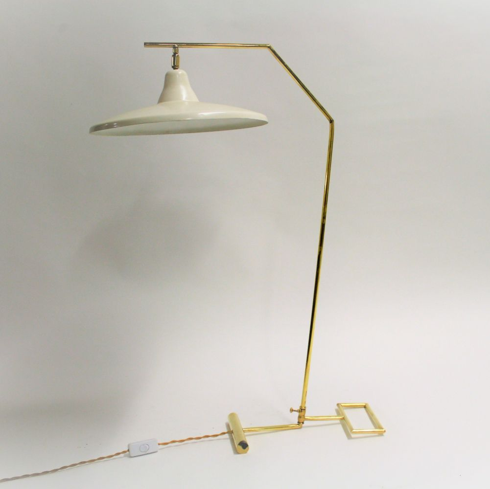 For Sale Vintage Italian Desk Lamp Or Floor Lamp 1950s Desk Lamp Lamp Floor Lamp