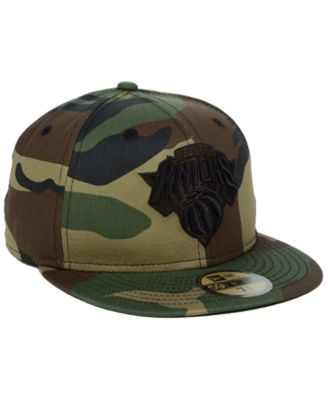 official photos 49acc 51840 New Era New York Knicks Fall Prism Pack 59FIFTY-fitted Cap - Green 7 1 2