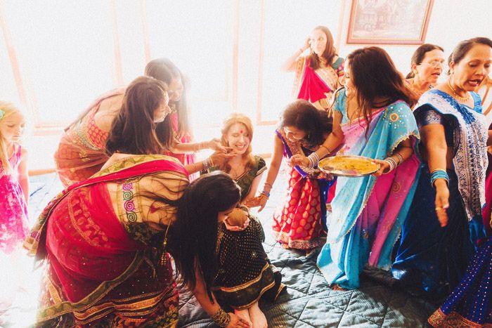 pithi ceremony gujarati wedding our wedding days 1amp2