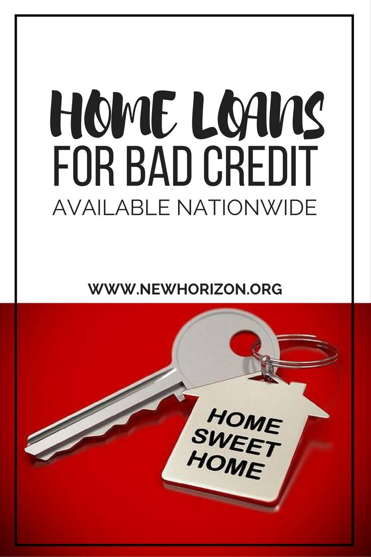 Get home loans despite your fair or poor credit rating