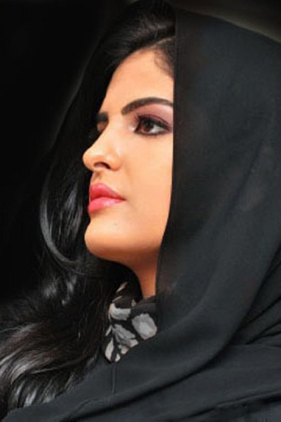 Assured, Most beautiful women in saudi arabia with you