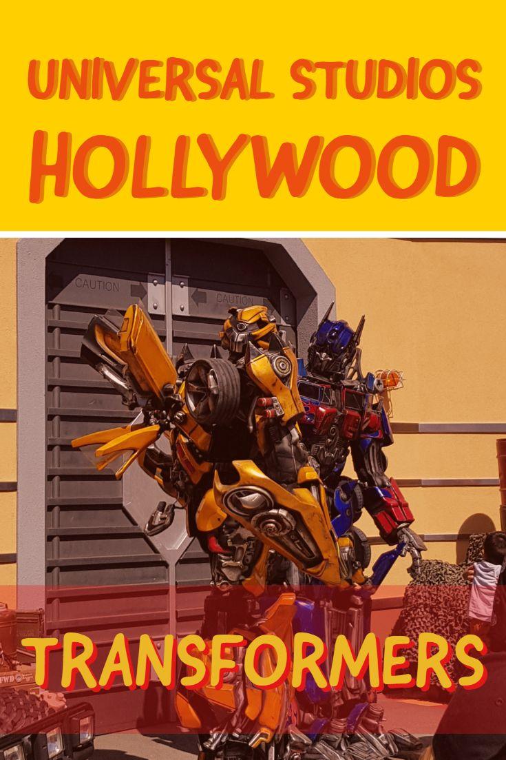 Photo of In der Transformers Ride in den Universal Studios Hollywood durchgeschüttelt zu…