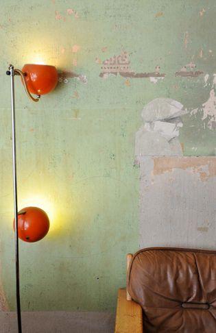 "Wall Murals Collage – Bar Design Concept & Illustration Bar/Cafe ""Mein Haus am See"", www.studio-wandelbar.com"