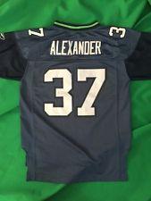 898e2cc71 NFL SEATTLE SEAHAWKS American Football Shirt Jersey  37 ALEXANDER Boys 10-12
