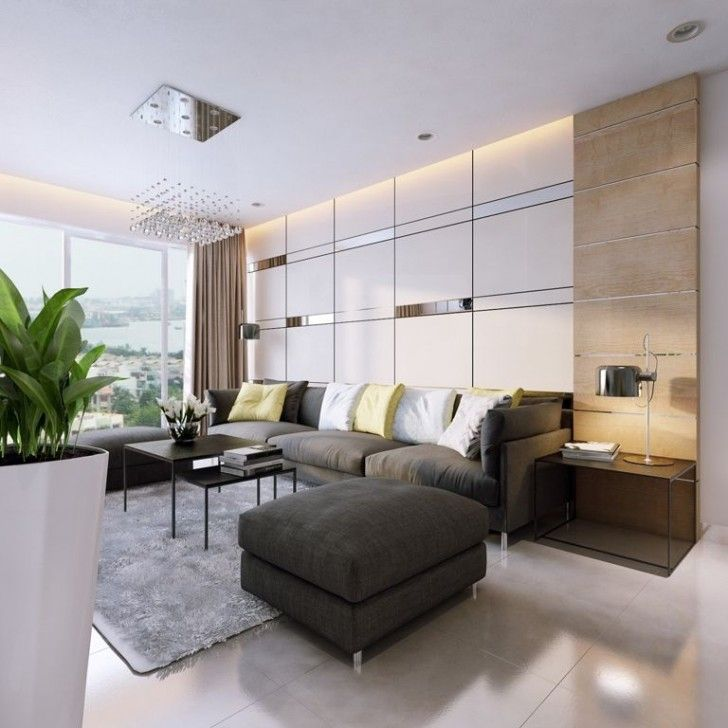 Apartments Modern Apartment Sofa For Minimalist Look Classy