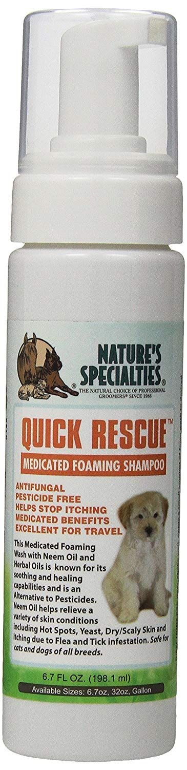 Nature S Specialties Quick Rescue Foaming Facial Wash For Pets 6 7 Ounce Do Hope You Like The Picture This Is An Af Facial Wash Pet Shampoo Cat Grooming