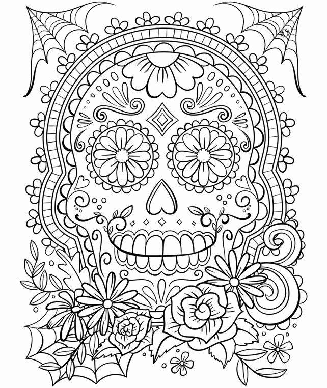 malbücher für erwachsene crayola inspirational sugar skull