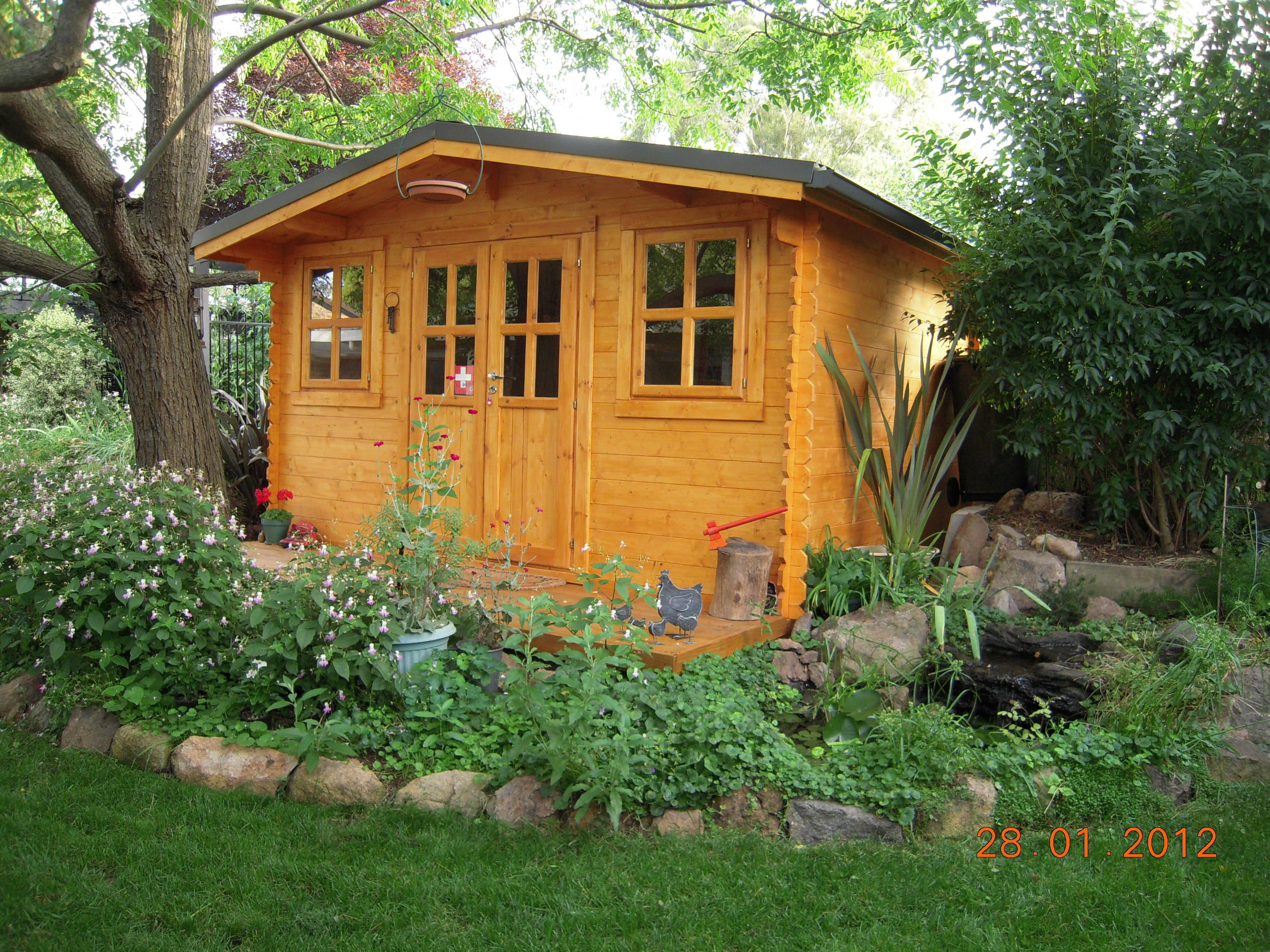 DIY Kit Log Cabins, Kit Homes, Backyard Sheds, Farm Sheds, Granny Flats