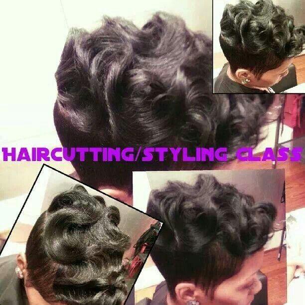 Razor Chic Of Atlanta Hairstyles Razor Chic Of Atlanta  Hair  Nails And Makeup  Pinterest