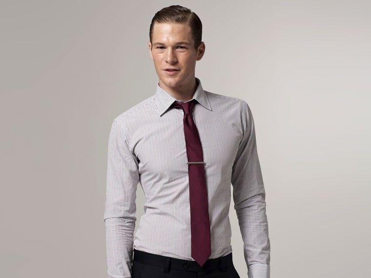 The Wall Street Striped Shirt