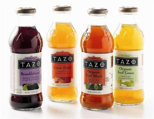 Whole foods tazo tea drinks only calorie for Drinks with iced tea