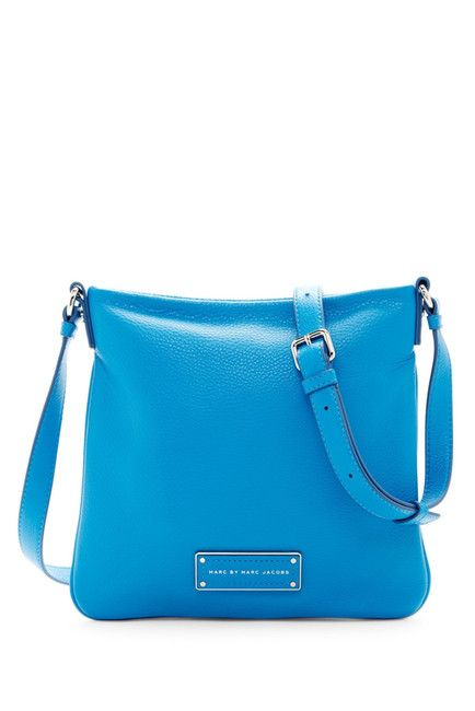 afe24824d3bba Marc Jacobs Sia Leather Crossbody