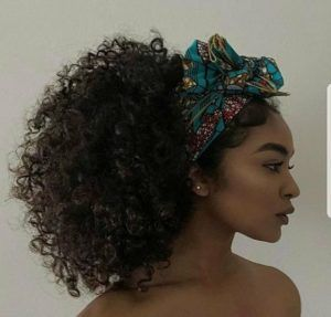 Half Wigs For Natural Hair: How To Install + 20 Best Styles
