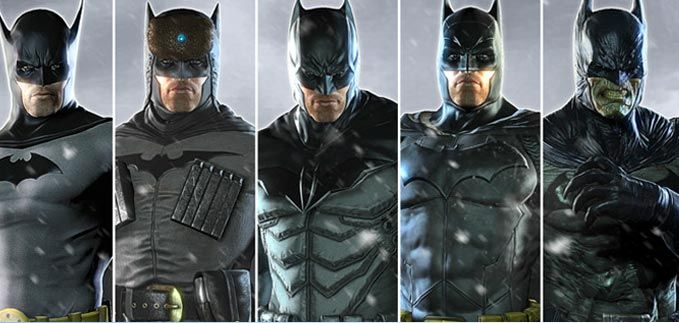 Batman Arkham Origins Season Pass Promises Nearly Infinite