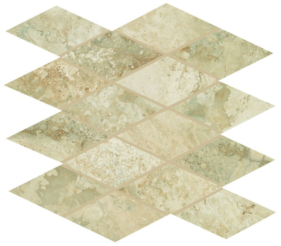 Mohawk Industries 15230 Almond Spice Ceramic Floor Tile - 3 Inch X 6 ...