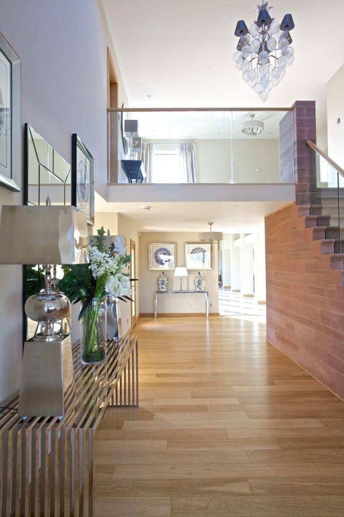 Fotos de vestbulos, pasillos y escaleras de estilo de adam mcnee ltd |  homify