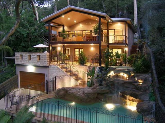 want  thousand houses like this gorgeous my dream house space is amazing also so pretty inside  out pinterest balconies fences and decking rh