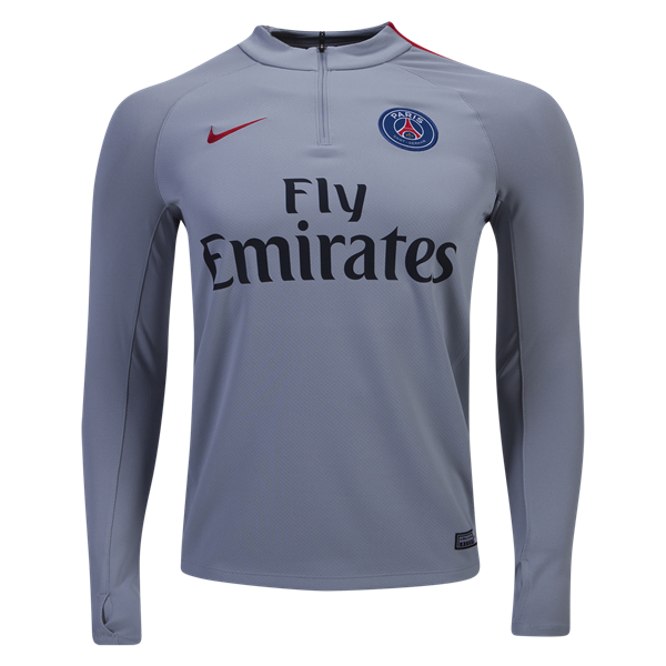 d0943a24b Nike Paris Saint-Germain Drill Top - WorldSoccershop.com |  WORLDSOCCERSHOP.COM
