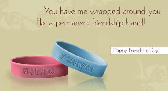Happy Friendship Day Handmade Bands Best Friendship Day Crafts For