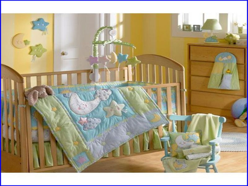 Moon And Star Crib Bedding Sets From Pottery Barn Kids Kidsline Sun Moon Star Crib Bedding Set