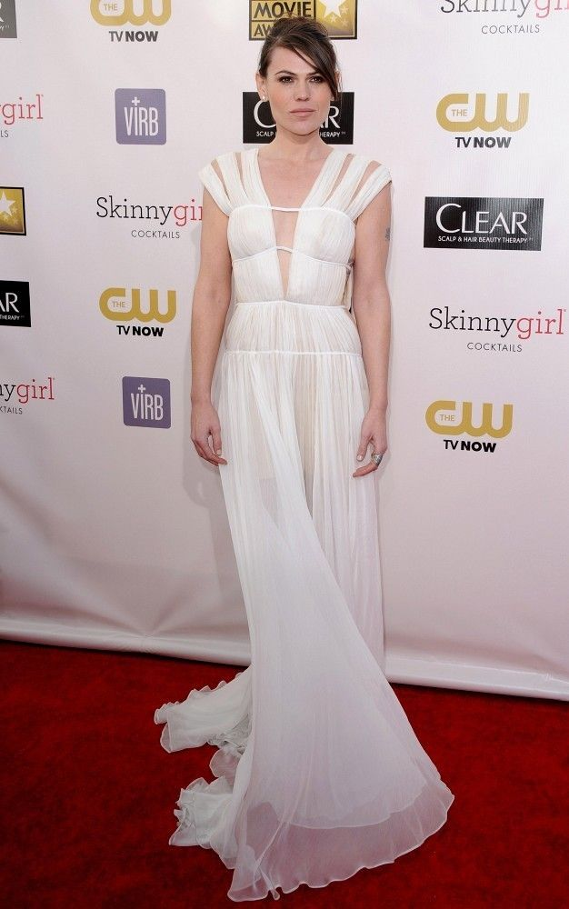 Clea DuVall Critics Choice Movie Awards 2013
