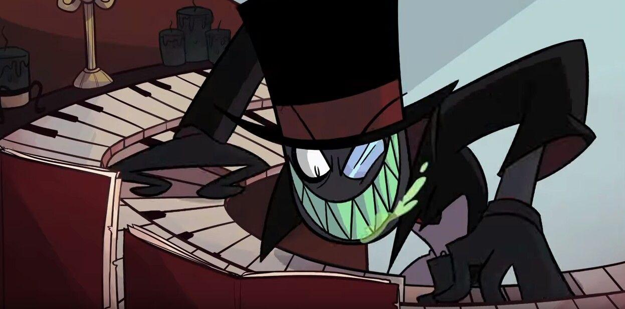 Black Hat Villanos Cartoon Network Villanos Cn