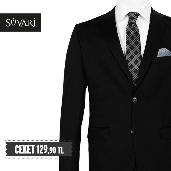 939e7247b1b9c Erkek şıklığını en iyi tamamlayan ceketler SÜVARİ'de indirimde ...
