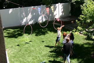 Harry Potter Party: Quidditch Game