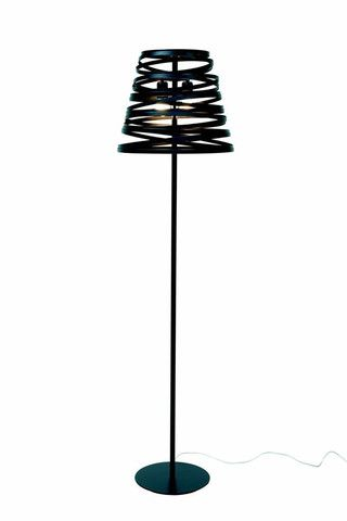 Curl My Light Floor Tall Lamp Tall Lamps Metal Floor Lamps Street Lamp Post