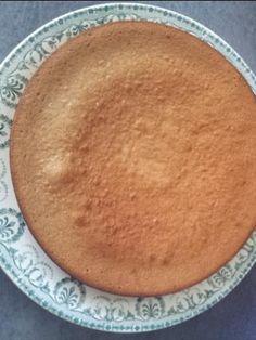 Gâteau moelleux à la crème de marron - Recette de cuisine Marmiton : une recette