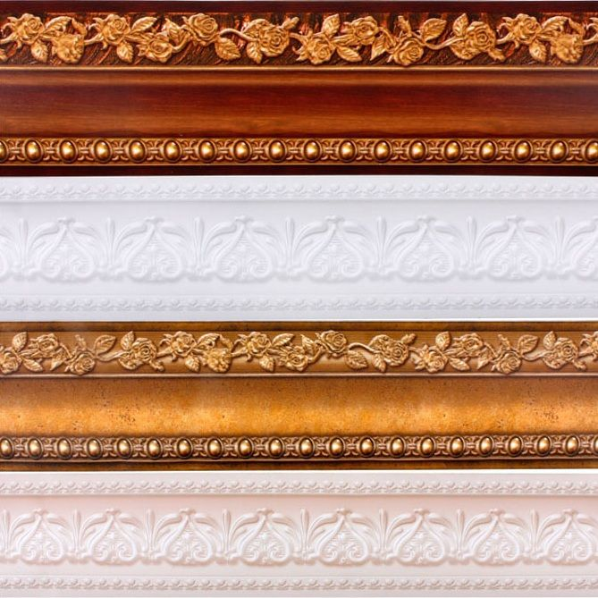 Exceptionnel 4M Living Room Bathroom Waterproof Waistline Wallpaper Rolls Skirting  Borders Stickers Home Decor Self Adhesive Wallpaper Border