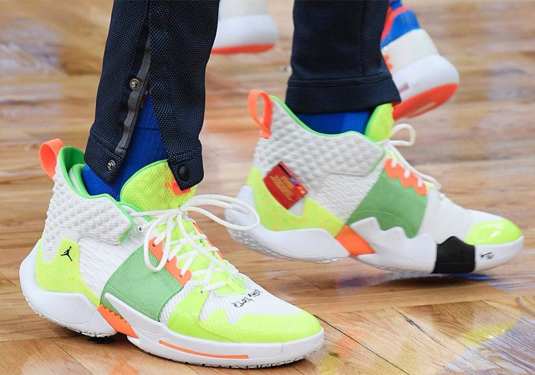 Super Soaker - Russell Westbrook Shoes