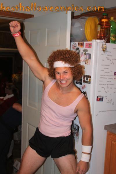 richard simmons costume female. richard simmons - fun homemade halloween costume female