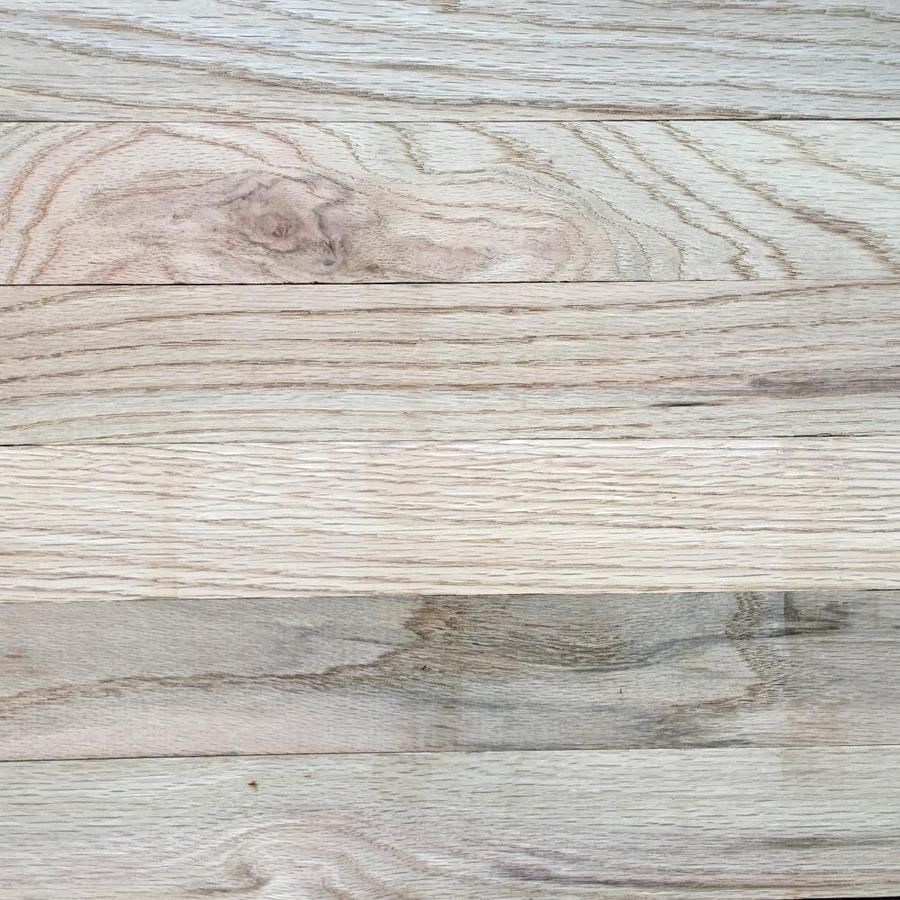 Bridgewell Resources Unfinished 2.25in Unfinished Red Oak