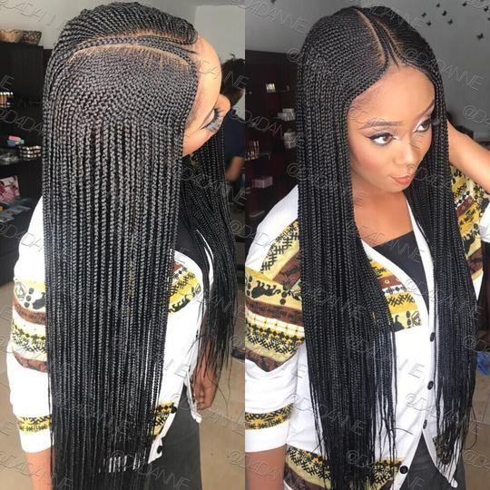 Bella Braided Wigs Amina Products Pinterest