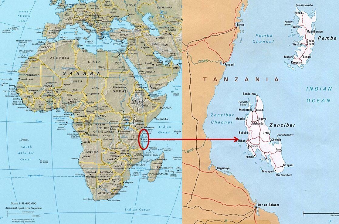 This Is Africa Zanibar