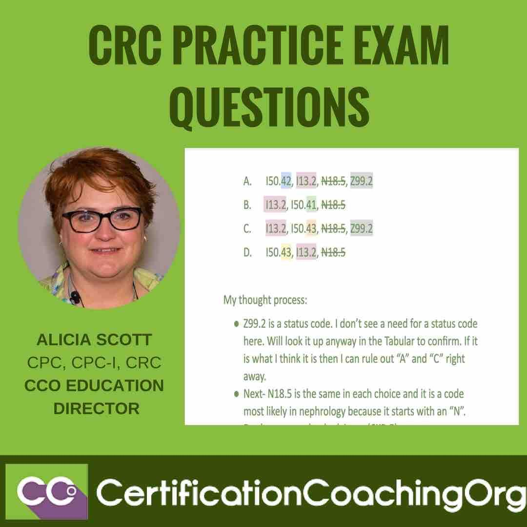 Q crc practice exam question what does a crc practice exam q crc practice exam question what does a crc practice exam question look practice examicd 10medical 1betcityfo Gallery