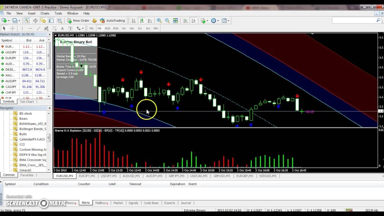 5 Mins Extreme Binary Options System 80 Accurate Option