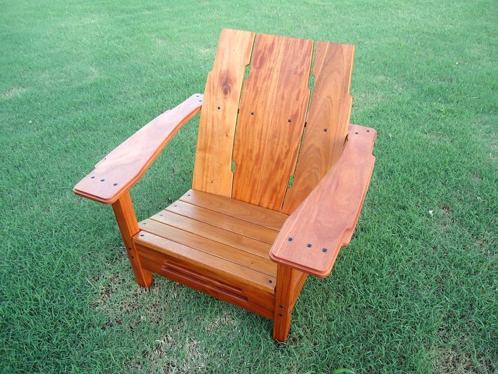 Greene Amp Greene Adirondack Chair This Is Going To Be One