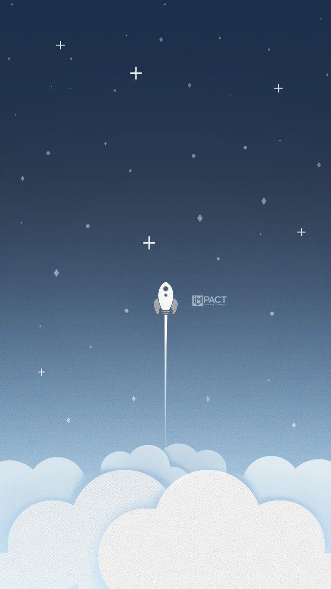 All Sizes Impact Rocket Iphone 5 Wallpaper Flickr Photo Sharing Planets Wallpaper Space Artwork Art Wallpaper