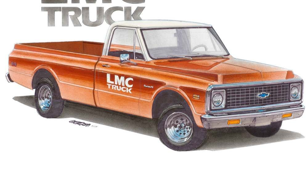 Lmc Truck Chevy >> Miss Fire1972 Chevy K10 Lmc Truck K10 Restoration Chevy K10 Lmc