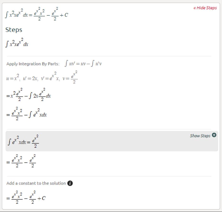 Free indefinite integral calculator - solve indefinite integrals